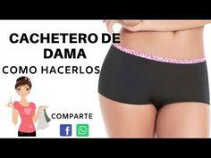 Lingerie, Diy Clothes, Gym Shorts Womens, Underwear, People, Youtube, Textiles, Fashion, Vestidos