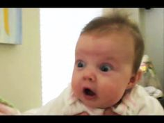I'm not even really a fart humor gal but this is really funny! Babies Scared of Farts Compilation 2013 [HD] - YouTube