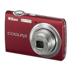 My compact coolpix camera i bring with me everywhere.