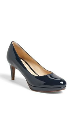 Time to invest in comfy work heels...Cole Haan 'Chelsea' Low Pump | Nordstrom