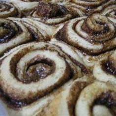 Delicious recipe to make Cinnabon