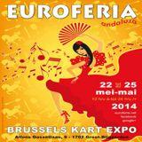 Ook 2014 heeft de EUROFERIA weer plaats in Brussel aan de Heizel. Het is een folkloristisch feest met veel eten en drank en goed humeur.