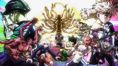 Hunter X HD Wallpaper
