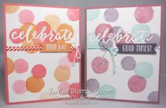 Celebrations Duo Dots - two cool