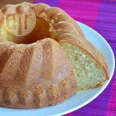 Einfacher Kuchen mit wenig Zutaten