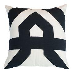 Aztec Form Medium Cushion 55x55cm -