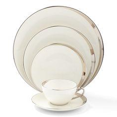 PICARD CHINA | Pickard China Crescent Dinnerware