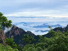 Huangshan - Wikipedia, the free encyclopedia