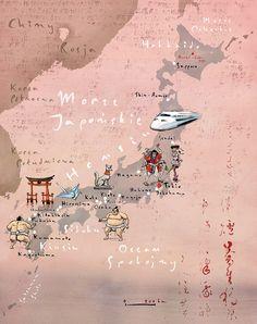 Ma of Japan by Adam Pękalski