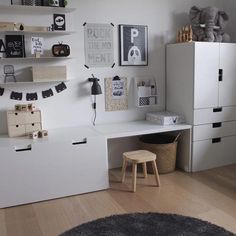 25 + › 341 mag, 16 Kommentare – C r i n a - Toddlers Diy Baby Bedroom, Baby Boy Rooms, Little Girl Rooms, Baby Room Decor, Kids Bedroom, Chambre Nolan, Toddler And Baby Room, Baby Room Design, Neat And Tidy