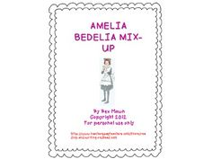 Amelia Bedelia: Comparison of what she should have done to what she did - Reading and Writing Redhead - TeachersPayTeachers.com