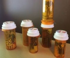 68 Ways to Reuse Old Prescription Medicine Bottles