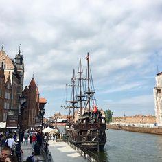 Beautiful city of Gdansk  ha en fin st. aften dere der hjemme