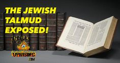 """Jewish TALMUD EXPOSED! """"Jesus in HELL Boiling in Feces"""""""