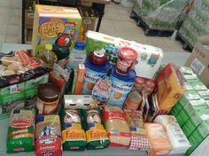 Mercadillo #Solidario de Alimentos Pan y Peces #Comida #Familias #Ayuda