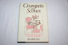 Crumpets and Scones: Indecently Delicious Tea-Time Fare Around the World by Iris Ihde Frey--Wheaton Public Library 641.53 FRE; This is a fascinating collection of recipes arranged as menus for specific tea parties. Unlike other similar collections, each tea party is created as an example of a traditional type of tea, complete with a discussion of the traditions and full instructions for each recipe (and history where appropriate). Includes English, Russian, Irish, Scottish, and Chinese teas.