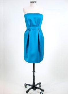Azure 57Grand Origami Waist Dress