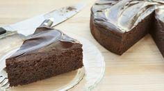 Recette Gâteau chocolat express au Thermomix. un délicieux gâteau au chocolat rapide et facile a préparer avec votre thermomix.