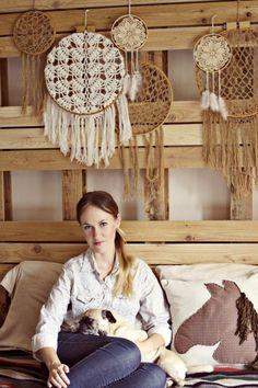 30 Lovely Macrame DIY Crafts