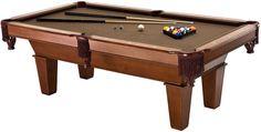 FAT CAT Fat Cat 7 Ft Frisco Billiard Table with Play PKG