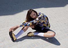 skt4ng:  Nikola photographed by Nicolas Coulomb for Novembre Magazine