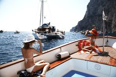 Top Luxury Blue Cruise Charters with Boat & Yacht in Italy and France on Gulet Victoria & Alissa, come live the dream & make memories in Sardinia & Corsica. Luxury Boat, Luxury Yachts, Sorrento, Positano, I Need Vitamin Sea, Isle Of Capri, Amalfi Coast, Oh The Places You'll Go, Summertime