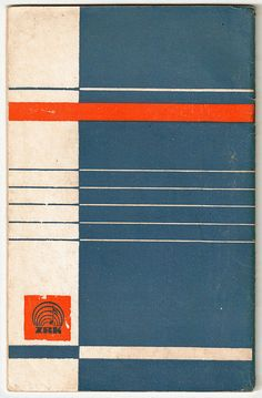 Polish stereo instruction manual, back cover.