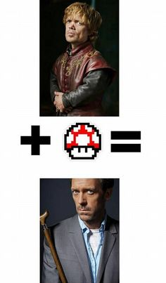 Tyrion + 1UP = ?