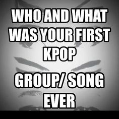 Mine were 2NE1 'I Don't Care' BIGBANG and 2NE1 'Lollipop' and Super Junior 'Sorry, Sorry' all in the same day <3
