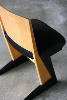 Alvar Aalto sidechair   From a unique collection of antique and modern side chairs at https://www.1stdibs.com/furniture/seating/side-chairs/