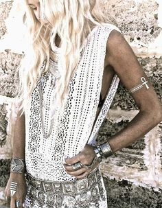 beautiful Gypsylovinlight - boho girl - hippie style