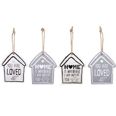 House Plaque House Plaques, You Are Home, Gift Baskets, Love You, Gifts, Sympathy Gift Baskets, Te Amo, Presents, Je T'aime