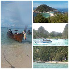 Virginia y Jimena acaban de volver de #Tailandia con un montón de fotos, hoy os enseñamos algunas de las #playas que han visitado