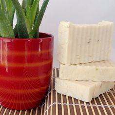 Aloe Vera & Bamboo Shea Butter Soap