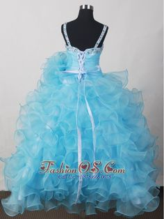 little girls pageant dresses | Little Girl Pageant Dresses & Gowns, Custom Made For Affordable Little ...