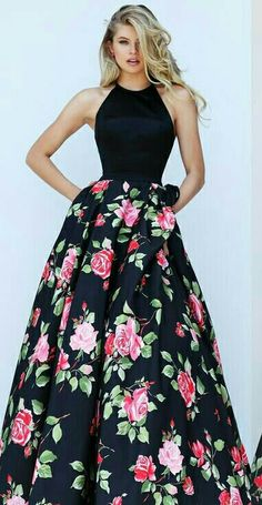 777a4f4f965f The Sherri Hill 50333 prom dress features a stylish ball gown silhouette in…