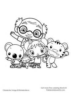 12 Best Nick Jr coloring pages images | Nick jr coloring ...