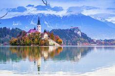 Bled, Slovenien