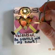 Operation Valentine: A Game, a Gift, a Lesson in Electric Circuits