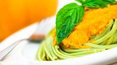 Pumpkin Pasta Sauce - Blendtec recipes