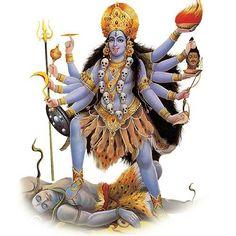Maha Kali Mantra