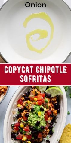 This Chipotle Sofritas Recipe (Copycat) is simple to make at home and tastes SO MUCH like the original! Great for leftovers too. Coffee Flower, Chipotle, Plant Based Recipes, Copycat, Food Videos, A Food, Nom Nom, Vegan Recipes, Yummy Food