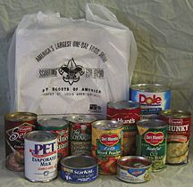 With so many canned food options on the store shelves, how do I know what items are best to donate to food drives such as Scouting for Food?
