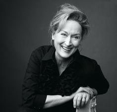Meryl Streep//having a major obsession with this lovely woman