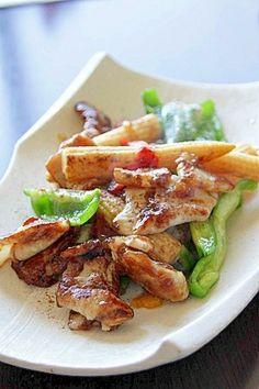 花椒粉を使ってピリ辛『豚肉の山椒炒め』