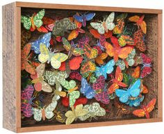 diy butterfly box