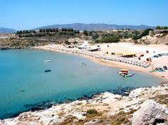 GoldenSand, tsampika, Rhodes, Greece!