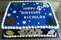 How to Choose Good Star Wars Cake Ideas Star Wars Sheet Cake Ideas