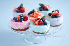 Polish Recipes, Polish Food, Cheesecake, Deserts, Cakes, Wedding, Desserts, Casamento, Cheesecakes
