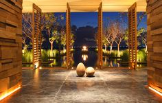 """""""This breathtaking property is the ultimate destination for relaxation and zen"""" #Nizuc."""